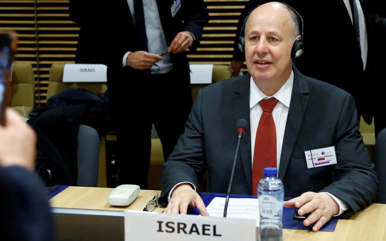 İsrailli Bakan: Golan Tepeleri gibi Batı Şeria'nın bazı kısımlarını ilhak edeceğiz