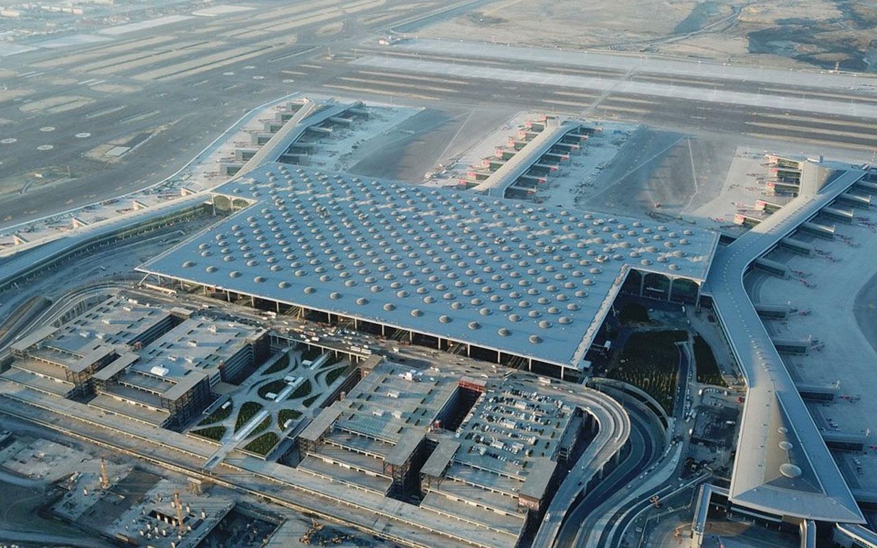 İstanbul Havalimanı Avrupa'nın en çok sefer yapılan havalimanı oldu