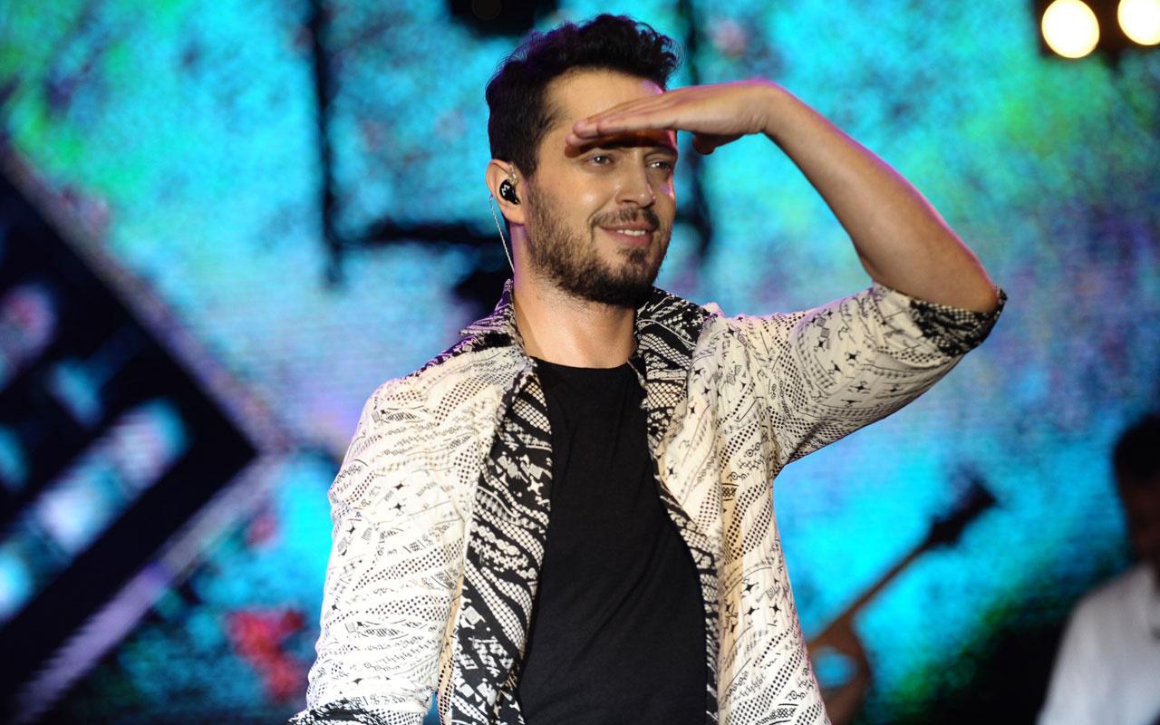 Murat Boz'a hayranından sürpriz doğum günü şarkısı
