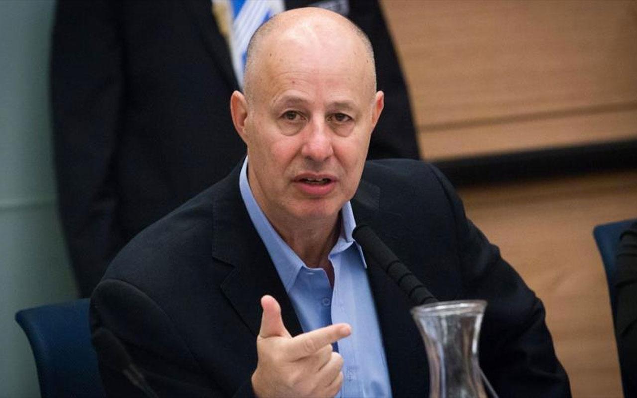 İsrail Yerleşim Birimleri Bakanı Tzachi Hanegbi açık açık söyledi