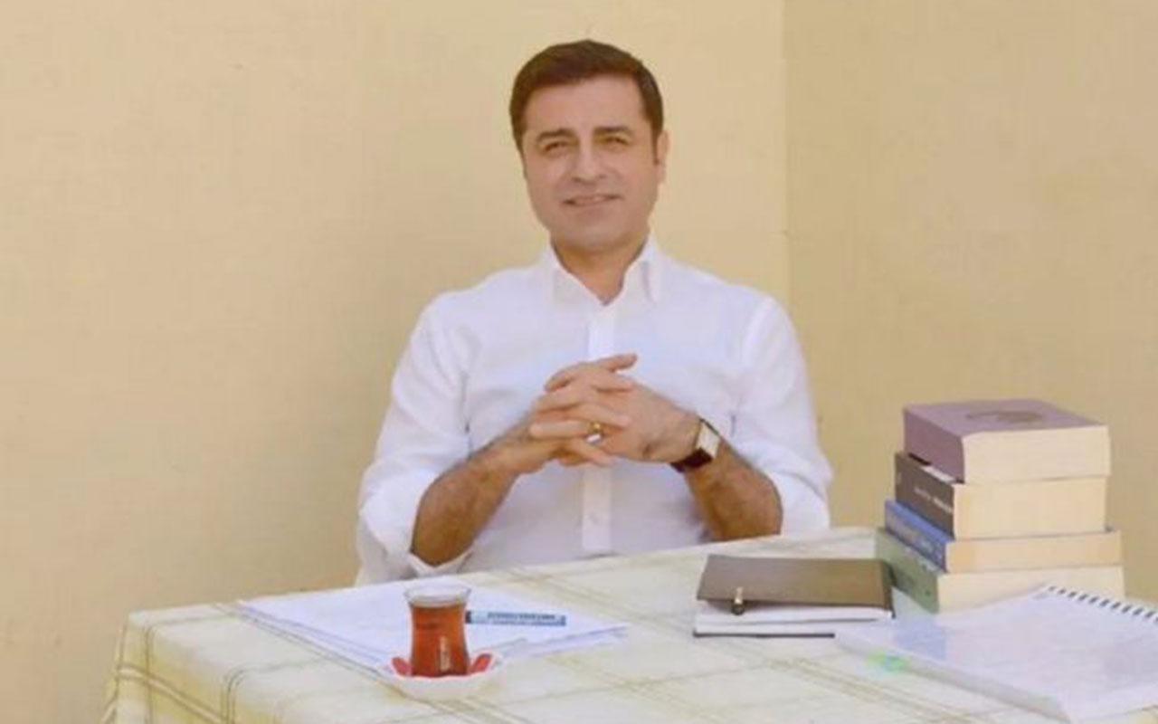 Selahattin Demirtaş Pervin Buldan'ı yalanladı! 'Benim bildiğim gizli hiçbir vaat yok'