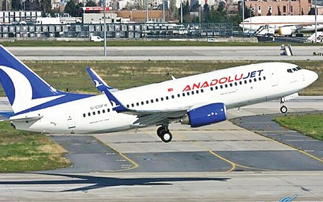 AnadoluJet'ten bahar kampanyası! Yüzde 30 indirimli uçma imkanı