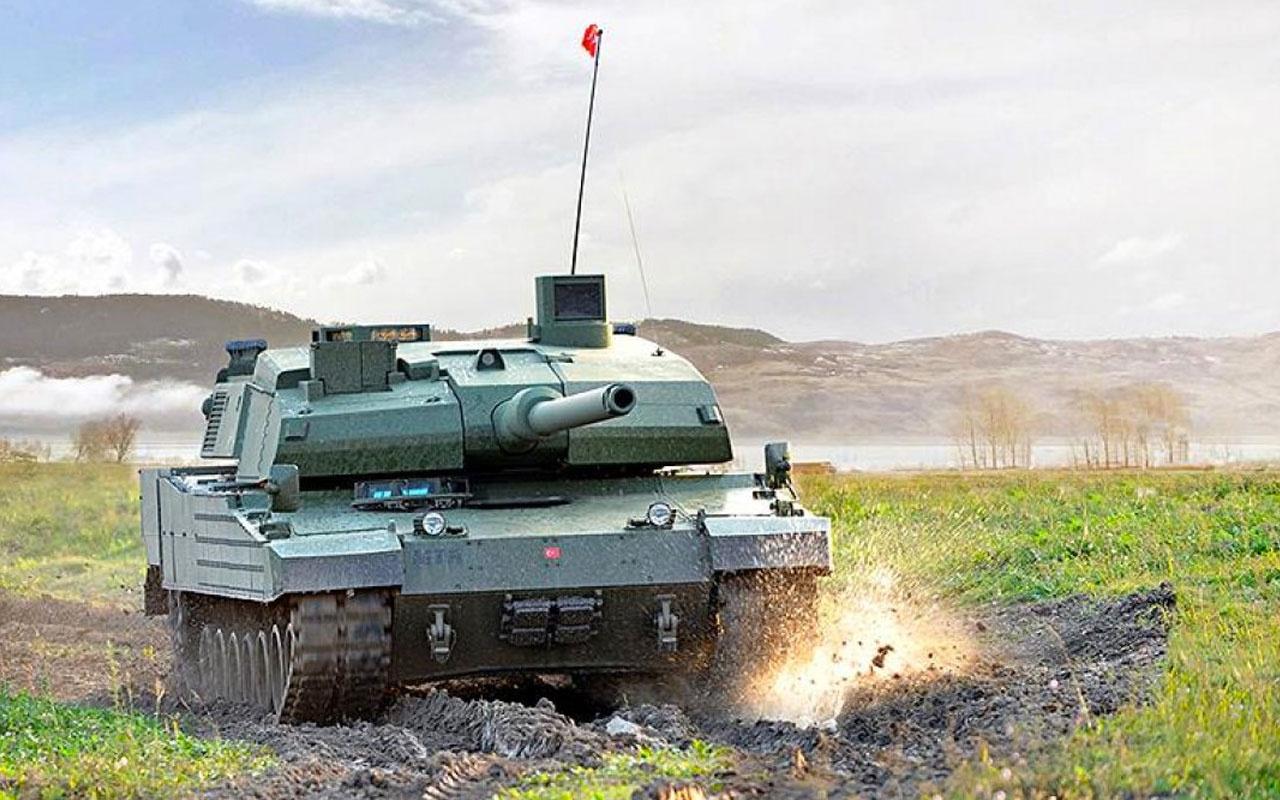 Altay tankının motoru için Türkiye ile Güney Kore arasında anlaşma imzalandı