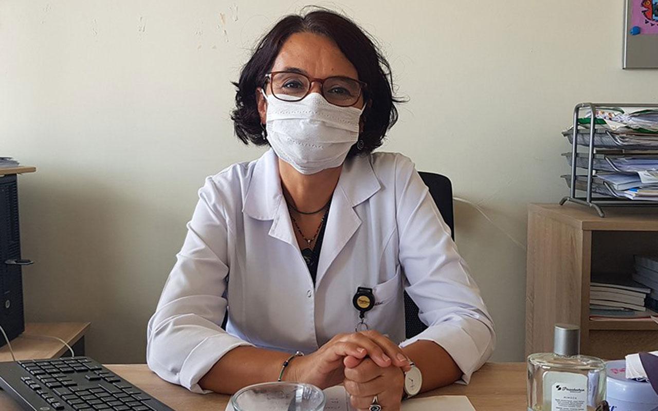 Bilim Kurulu üyesi Serap Şimşek Yavuz maskelerin atılacağı tarihi verdi! Maskesiz, mesafesiz görüşebilirler