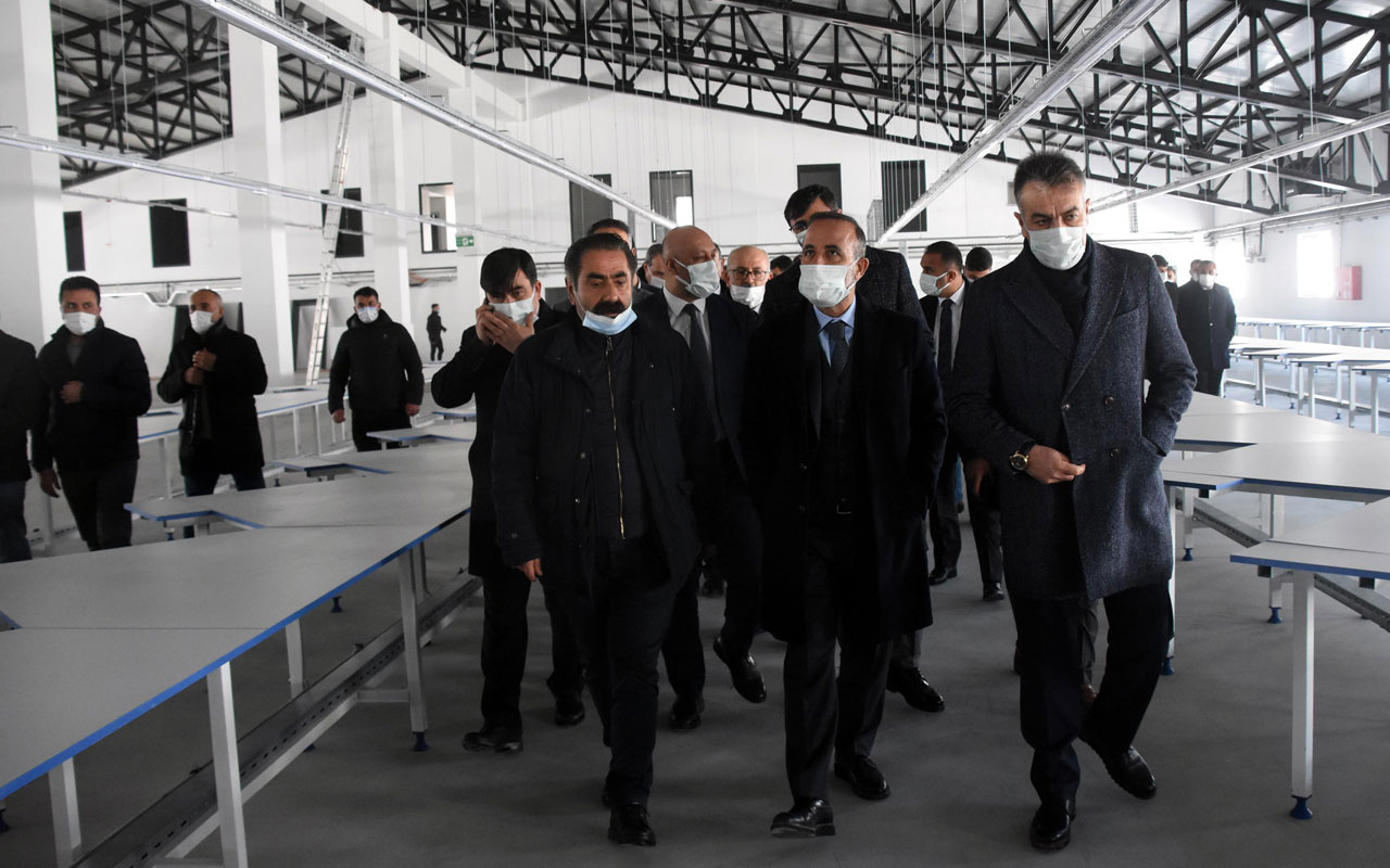 Bitlis'te terör bitti yatırımlar başladı