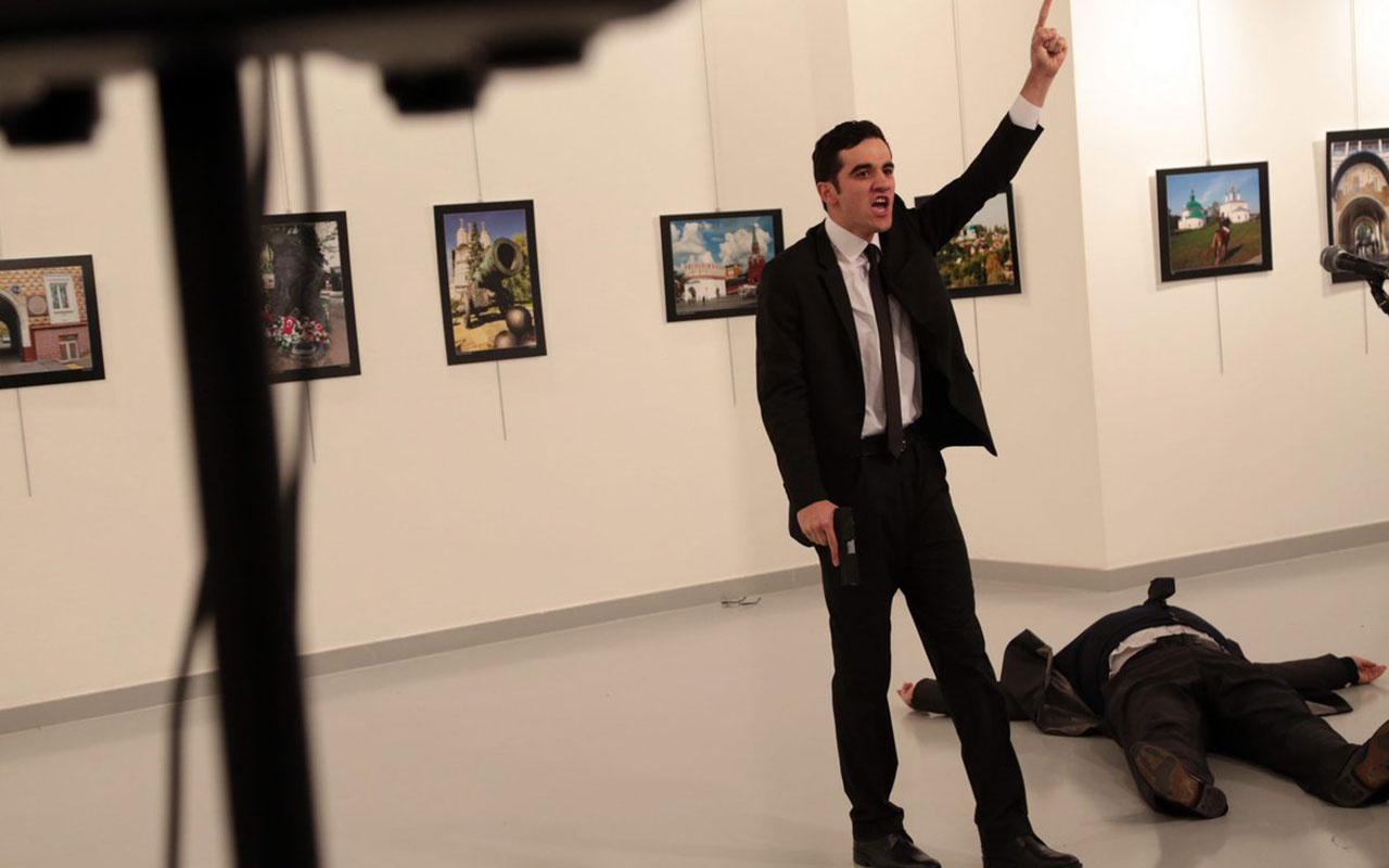 Rusya Büyükelçisi Andrey Karlov'un öldürülmesi davasında karar çıktı! 5 sanığa ağırlaştırılmış müebbet