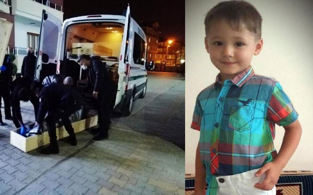 Konya'da oğlunu boğarak öldüren cani baba: Ben onu günaha girmeden cennete gönderdim