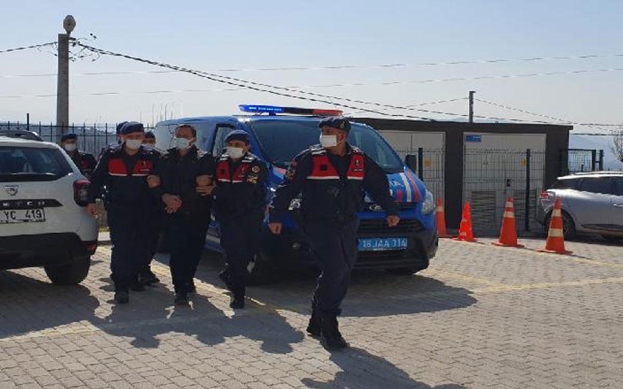 Olay Bursa'da yaşandı! Cinayet zanlısı lokantacı 6 ay sonra yakalandı