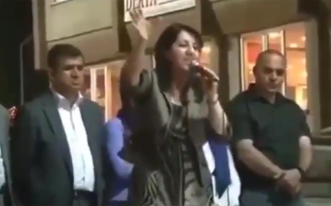Pervin Buldan'ın Kandil'deki teröristlerle ilgili sözleri gündeme geldi