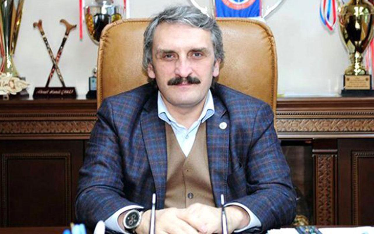 AK Partili Ahmet Hamdi Çamlı'nın Rasim Öztekin mesajı olay oldu! 'Doğmasaydı ölmezdi'