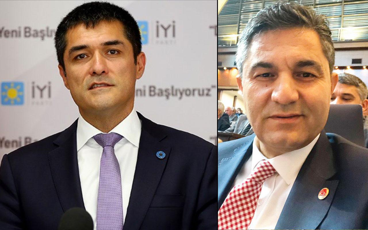 İYİ Parti'lilerden Ekrem İmamoğlu'na sert 'HDP' tepkisi : İpleri keser atarız