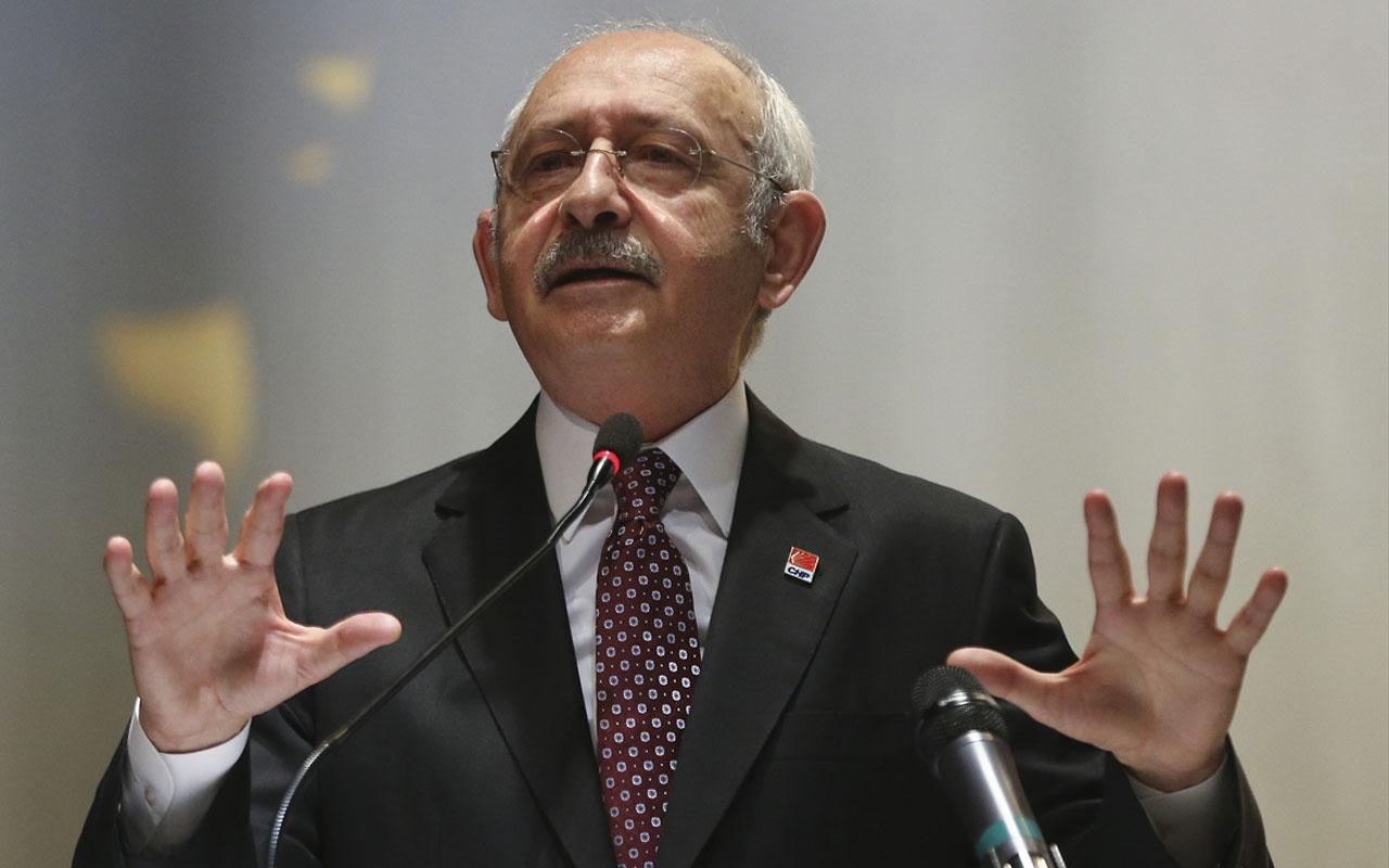 Kemal Kılıçdaroğlu'ndan Levent Gültekin'e saldırıya tepki