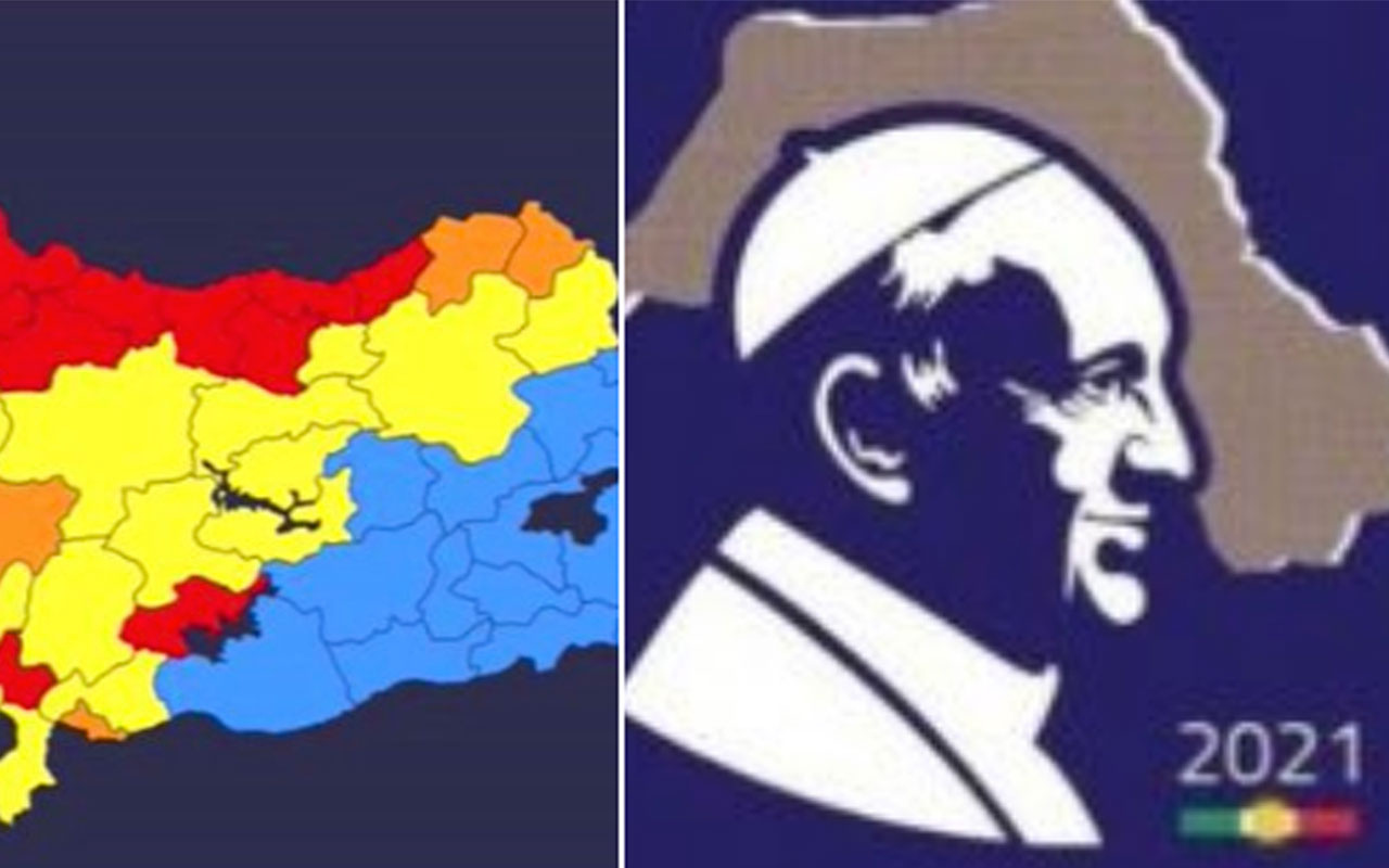 AK Partili Metin Külünk: Pandemi haritasıyla Papa'nın Irak ziyaretinde çizilen harita benziyor