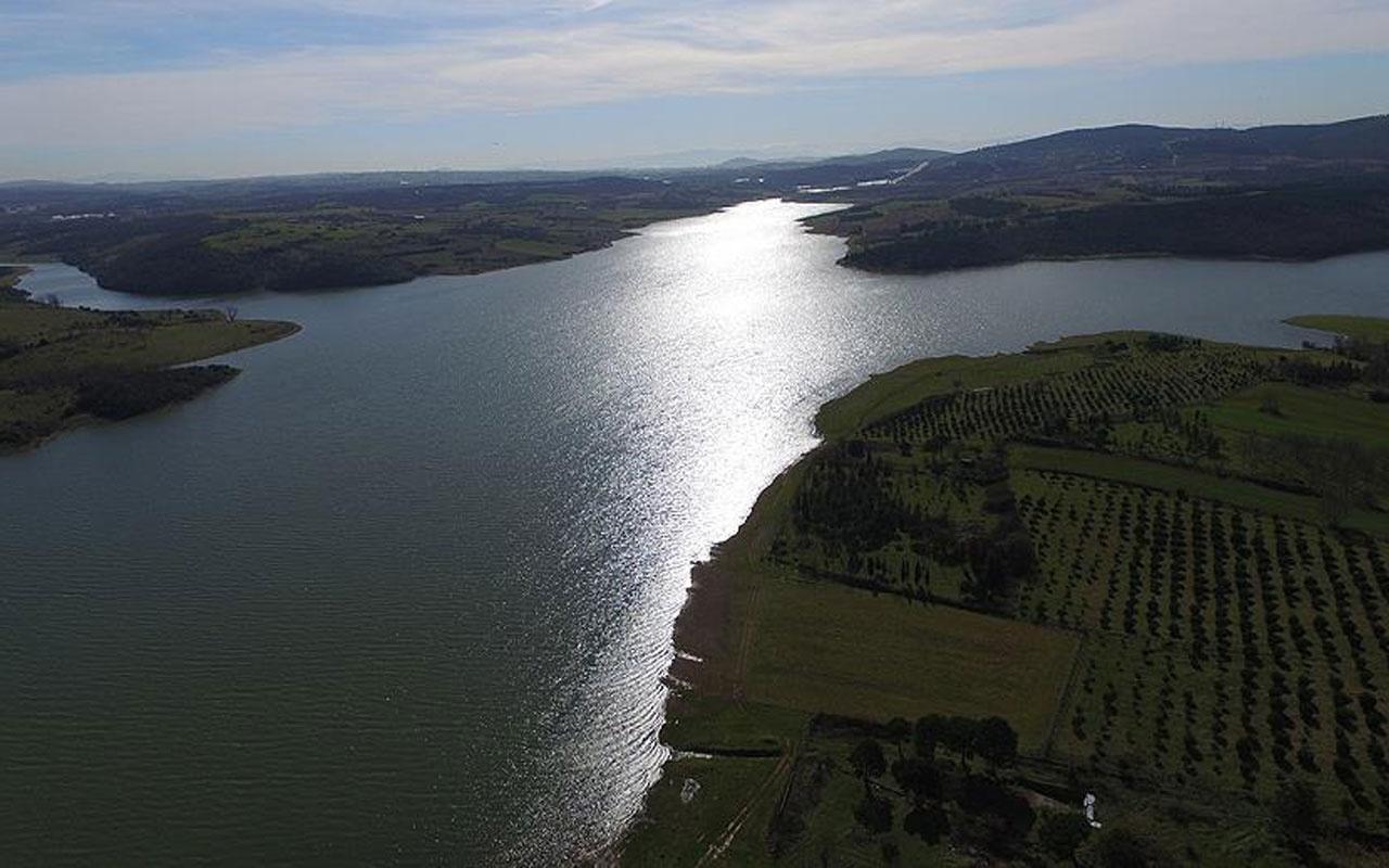 İstanbul'a güzel haber! Barajlardaki su oranı 9 ay sonra yüzde 60'ı geçti