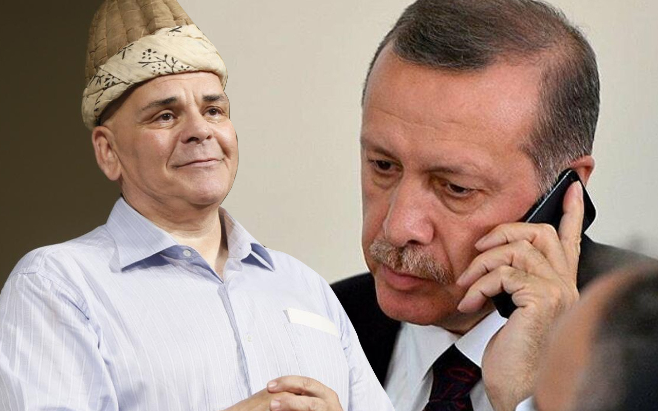 Cumhurbaşkanı Erdoğan'dan Rasim Öztekin'in kızı Pelin Öztekin'e taziye telefonu