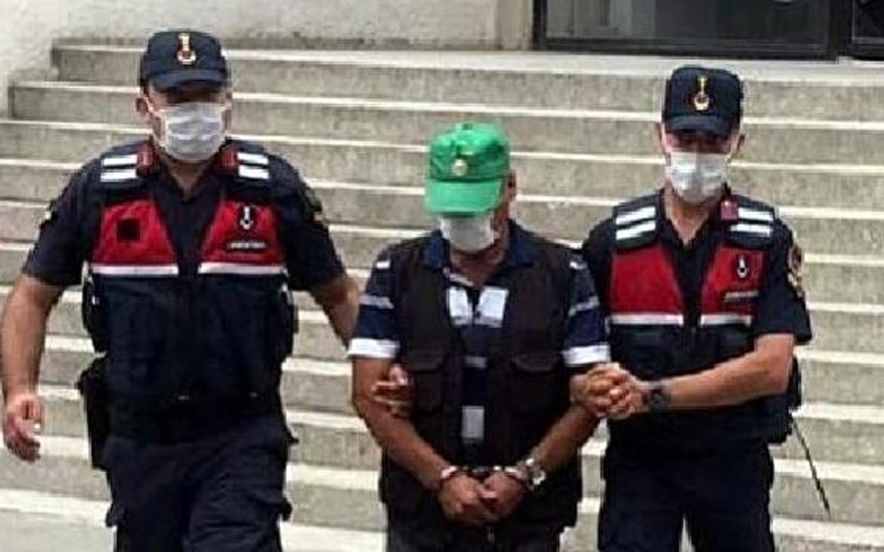 Aydın'da öz kızından çocuğu olan iğrenç babaya 22,5 yıl hapis cezası