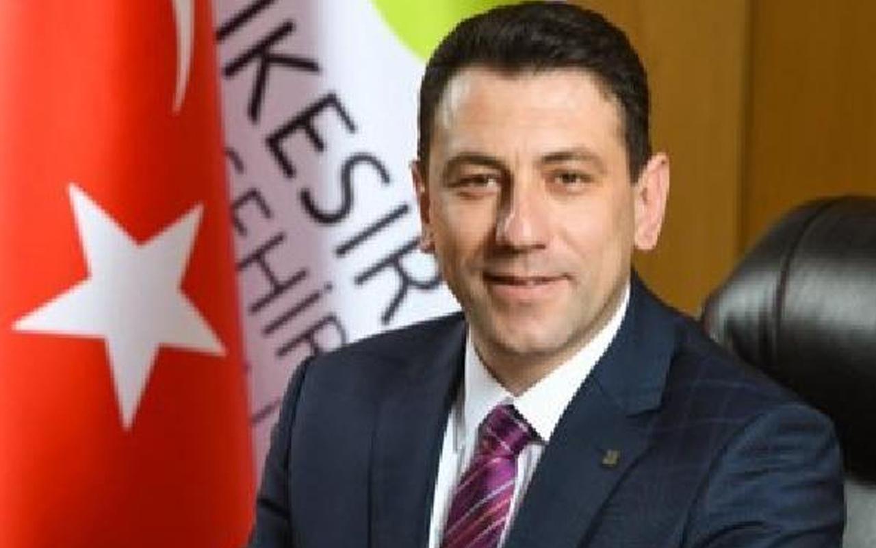 Balıkesir Büyükşehir Belediye Başkanvekili Yasin Sağay'ın evi kurşunlandı