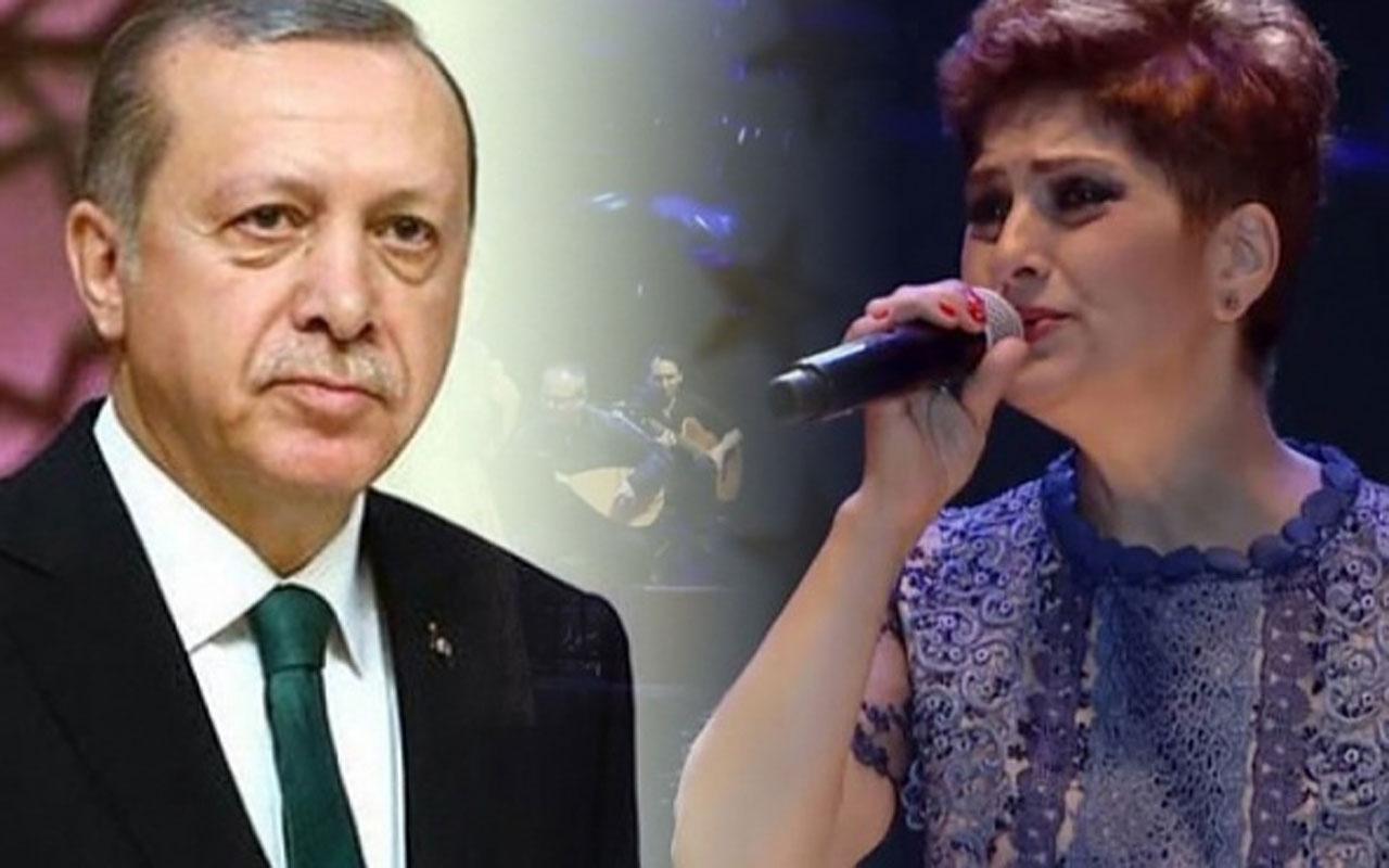 Sanatçı Şükriye Tutkun'dan 'Erdoğan' açıklaması: Linç edileceğimi bile bile paylaşacağım