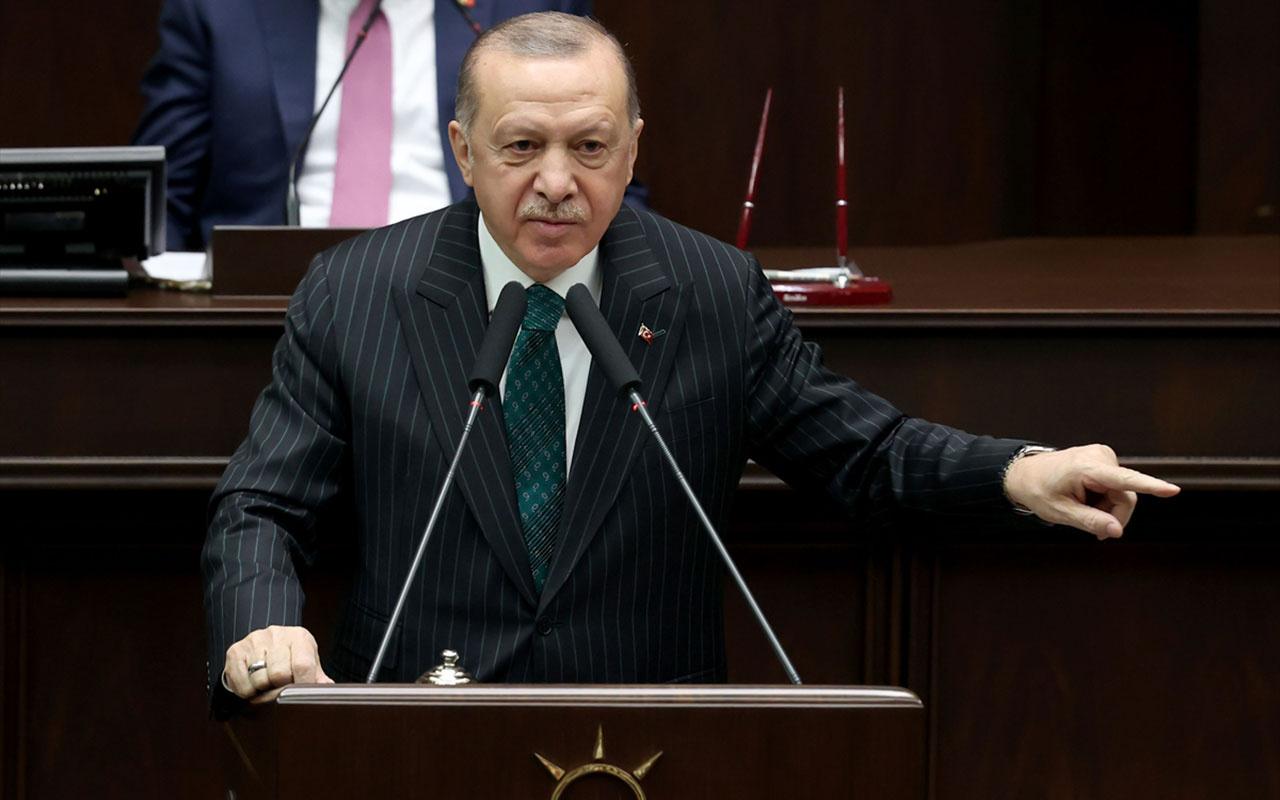 Cumhurbaşkanı Erdoğan'dan CHP'ye: Damat kadar taş düşsün başınıza