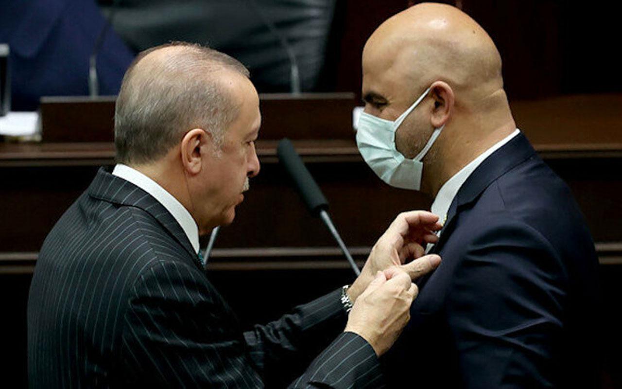 Iğdır Tuzluca Belediye Başkanı Ahmet Sait Sadrettin Türkan AK Parti'ye katıldı