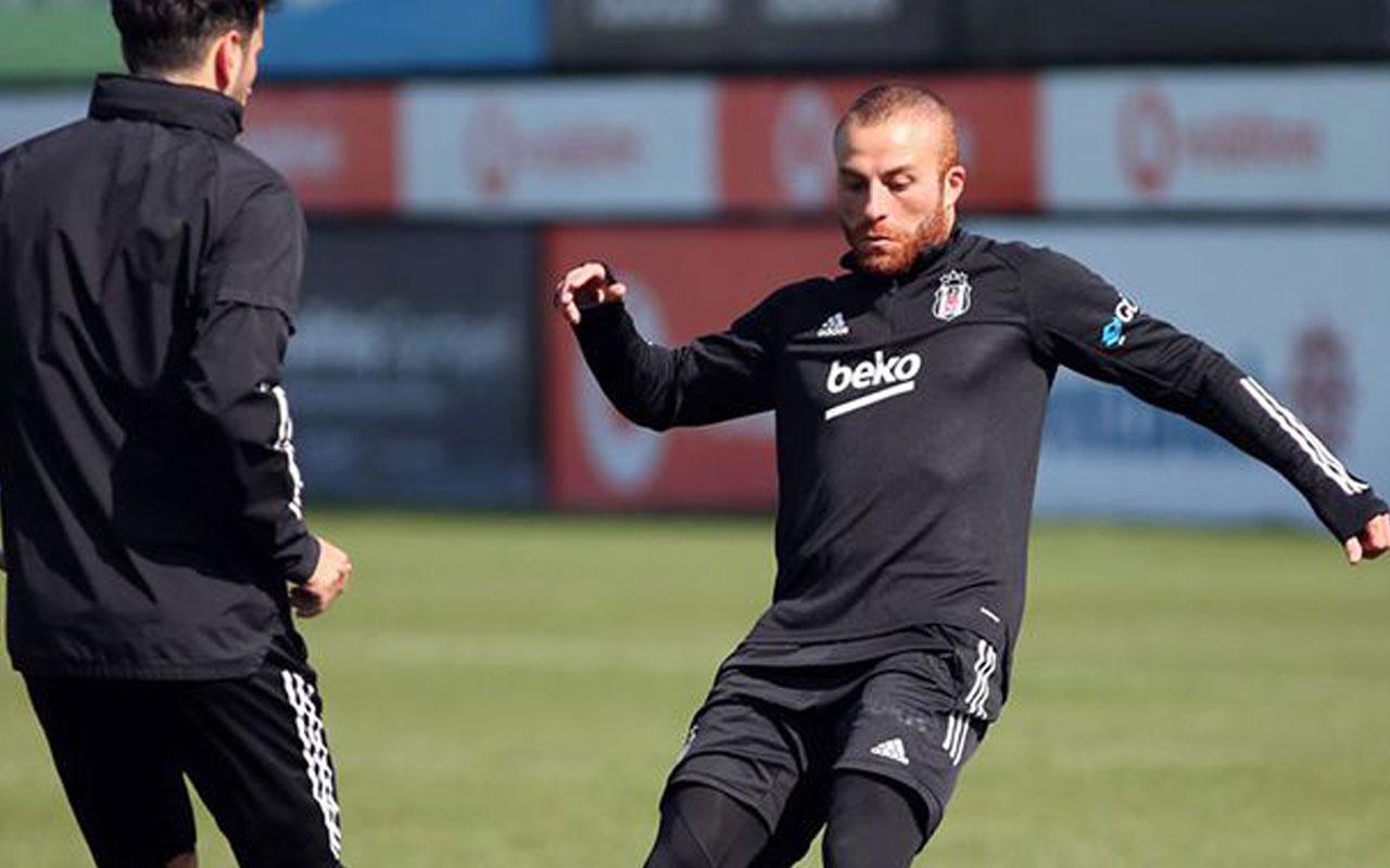Gökhan Töre'den Beşiktaş'a kötü haber! 2 hafta yok