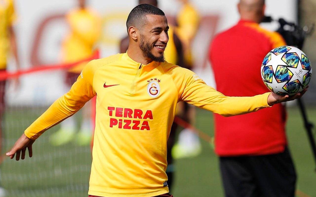 Galatasaray'ın kovduğu Belhanda'nın yeni adresi belli oluyor