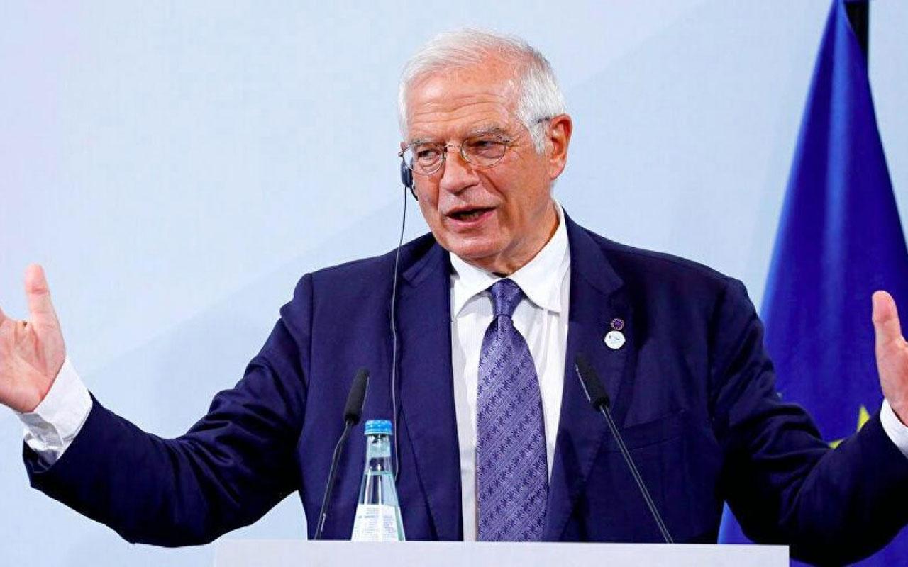 AB Yüksek Temsilcisi Josep Borrell: Suriye'de siyasi geçiş olana kadar yaptırımlar sürecek