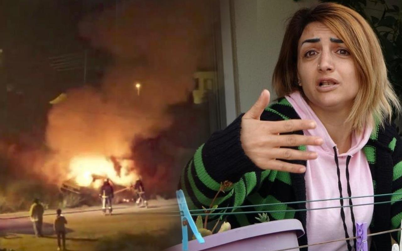 Antalya'da 'patlamalara uyandık' deyip anlattı! Akrabasının ifadesi pes dedirtti