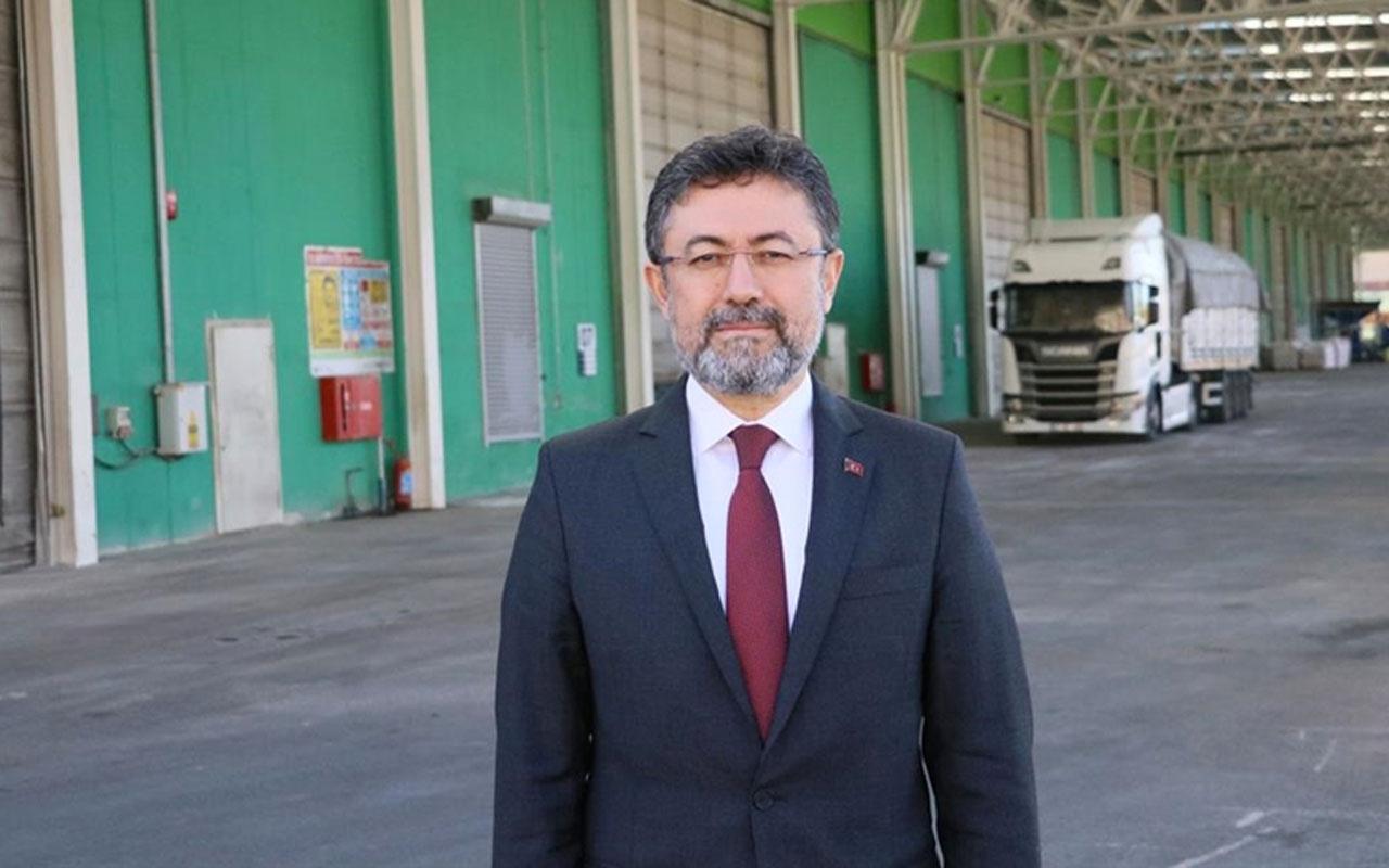 Türkiye'nin ilk kimyevi gübre fabrikası 2023'te yeniden üretime geçecek