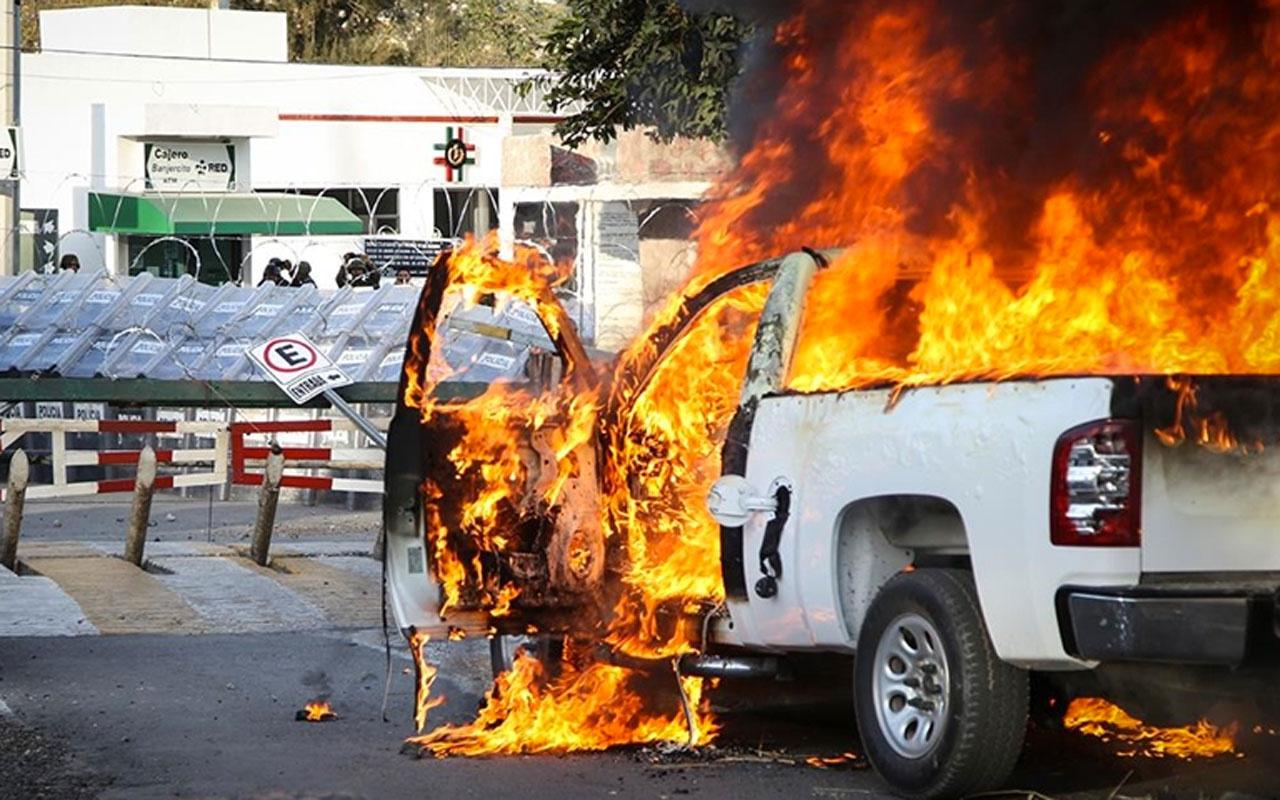 Meksika'da son 6 ayda 66 politikacı organize suç örgütlerince öldürüldü