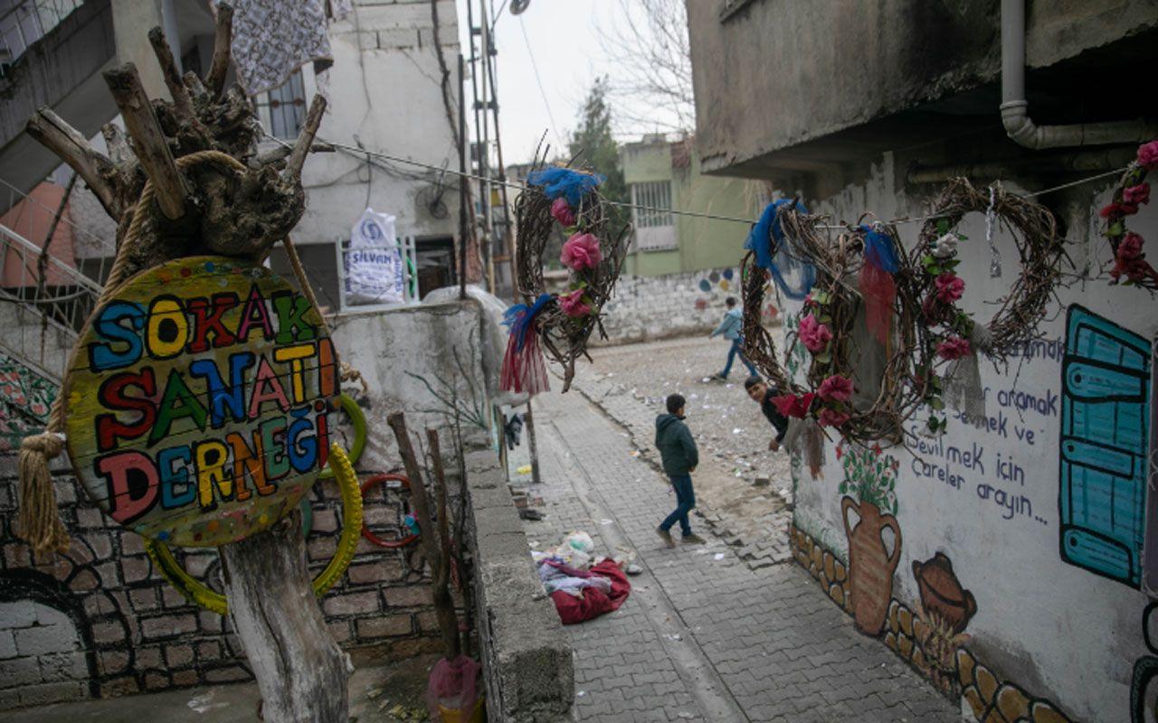 Batman'ın öteki yüzü! Sokakların kaderini de duvarların renklerini de değiştiren kadınlar