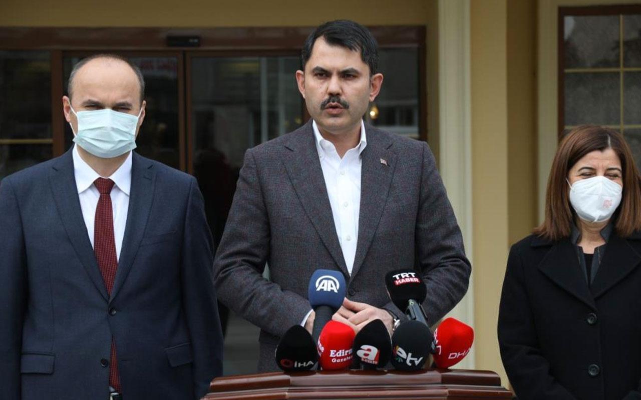 Çevre ve Şehircilik Bakanı Murat Kurum: 24 milyon lira ceza uygulandı 36 tesis kapatıldı