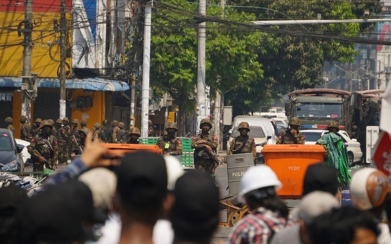 Myanmar cuntası ABD yaptırımlarını kaldırtmak için İsrailli lobiciye 2 milyon dolar ödedi
