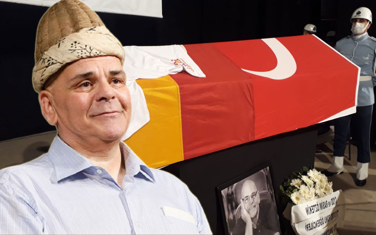 Usta oyuncu Rasim Öztekin için Ses Sineması'nda tören düzenlendi