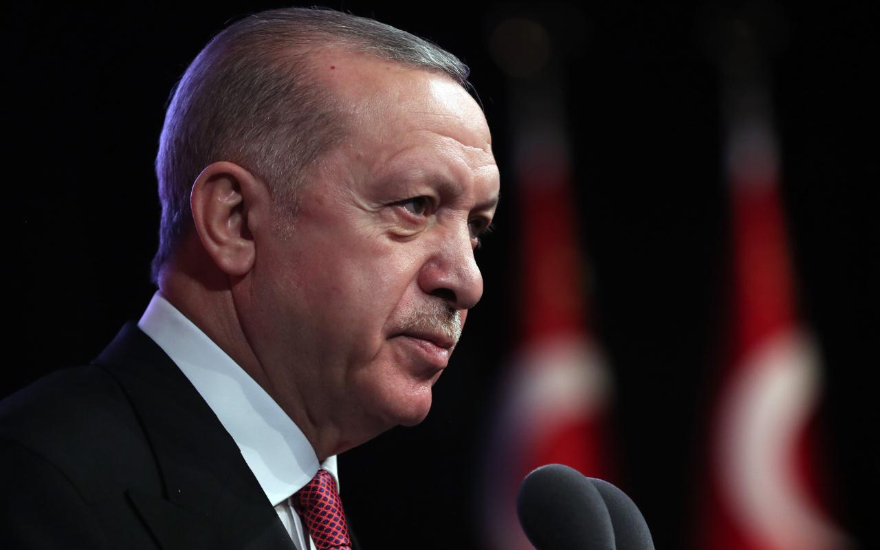 Cumhurbaşkanı Erdoğan'dan 20'ye yakın ülkeyle Filistin diplomasisi