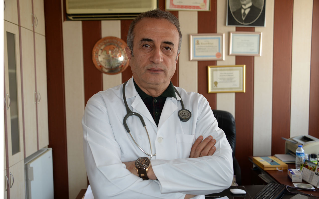 Prof. Dr. Abdurrahman Şenyiğit uyardı: Yağmurdan sonra da 2 gün evde kalınmalı
