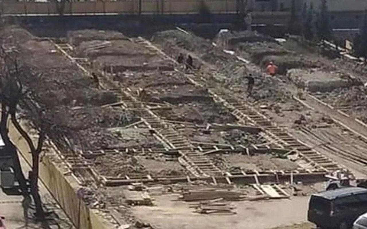 Ankara Mimarlar Odası: Ermeni ve Katolik mezarlarının üstüne dükkan yapılıyor