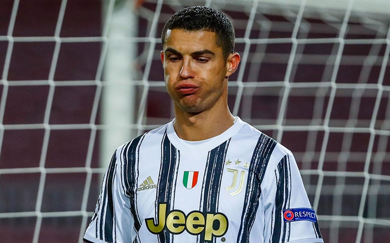 Ronaldo, Juventus'tan ayrılıyor! Menajerine talimat verdi