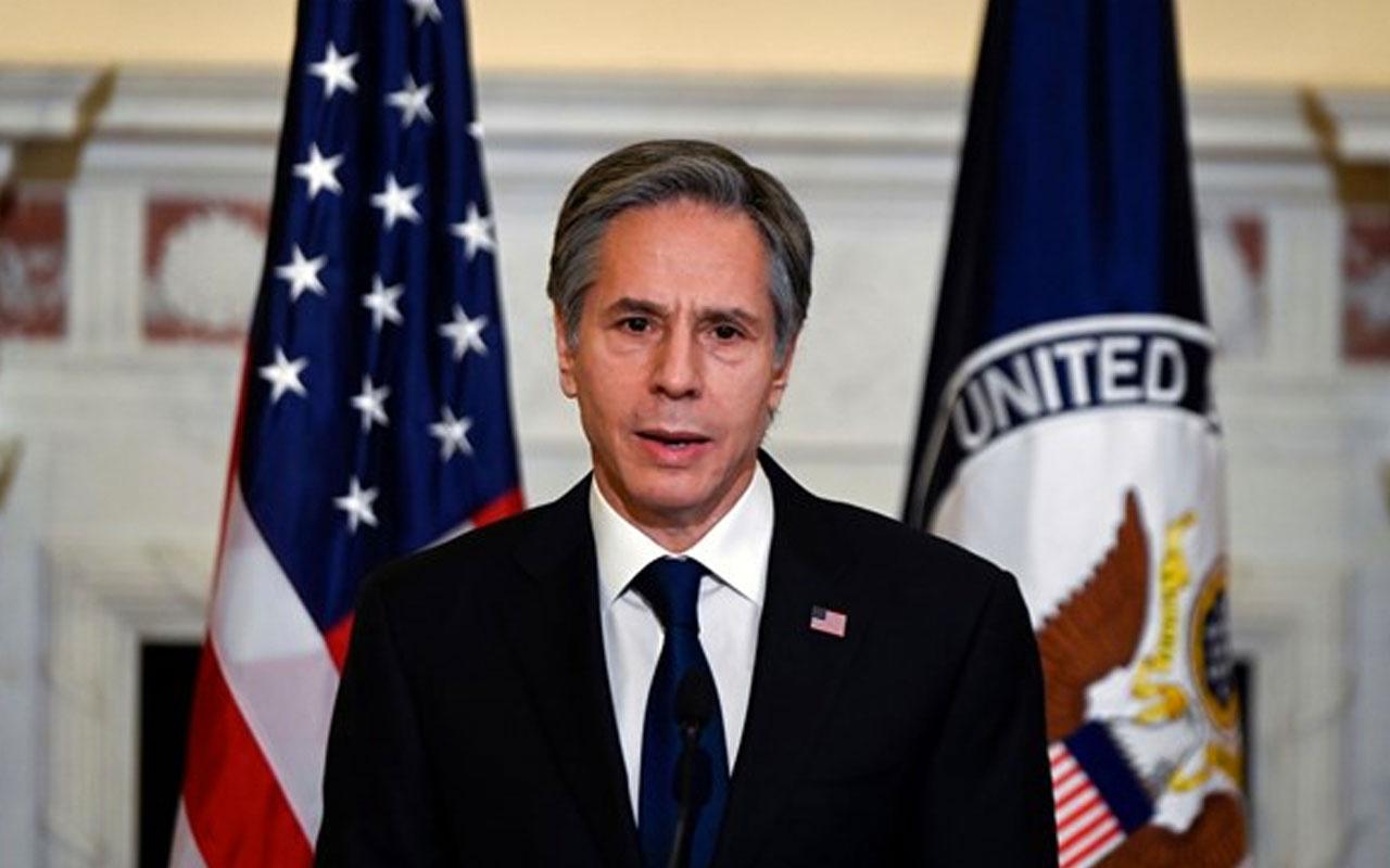 ABD Dışişleri Bakanı Blinken'den Doğu Akdeniz açıklaması