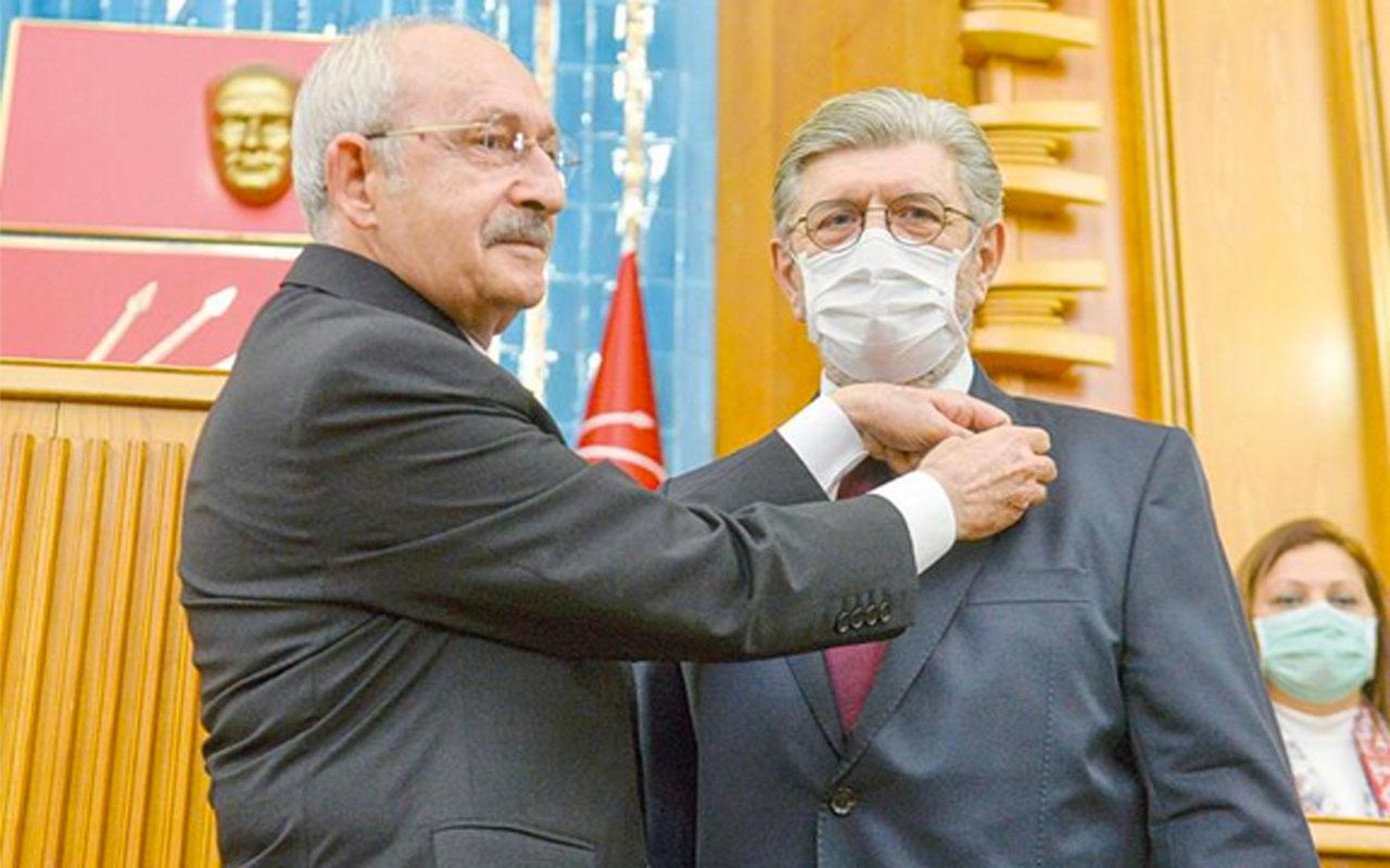 Ahmet Hakan sordu: CHP'ye transfer olan Cihangir İslam, Anıtkabir konusunda aynı fikirde mi?