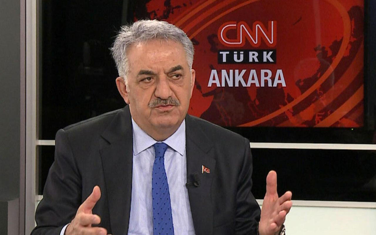 AK Partili Yazıcı'dan önemli açıklamalar! Seçim barajı, hazine yardımı, vekil transferi...