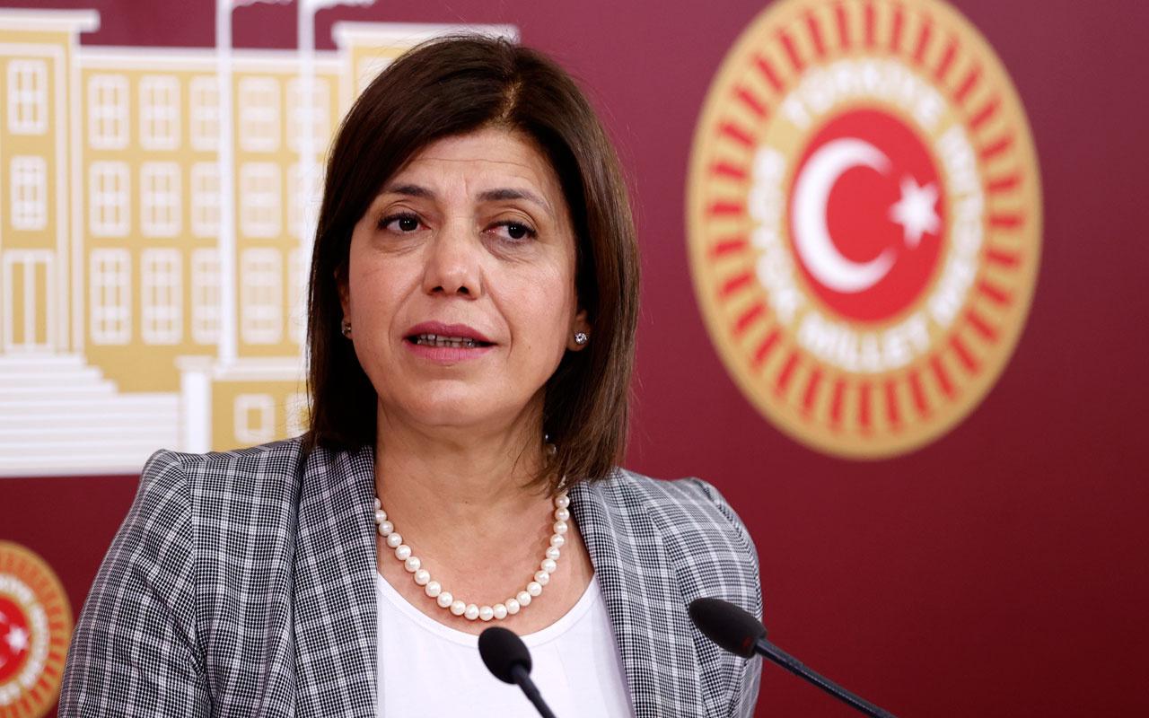 HDP'li Meral Skandal harita sorusunu geçiştirdi Barzani'ye sorun
