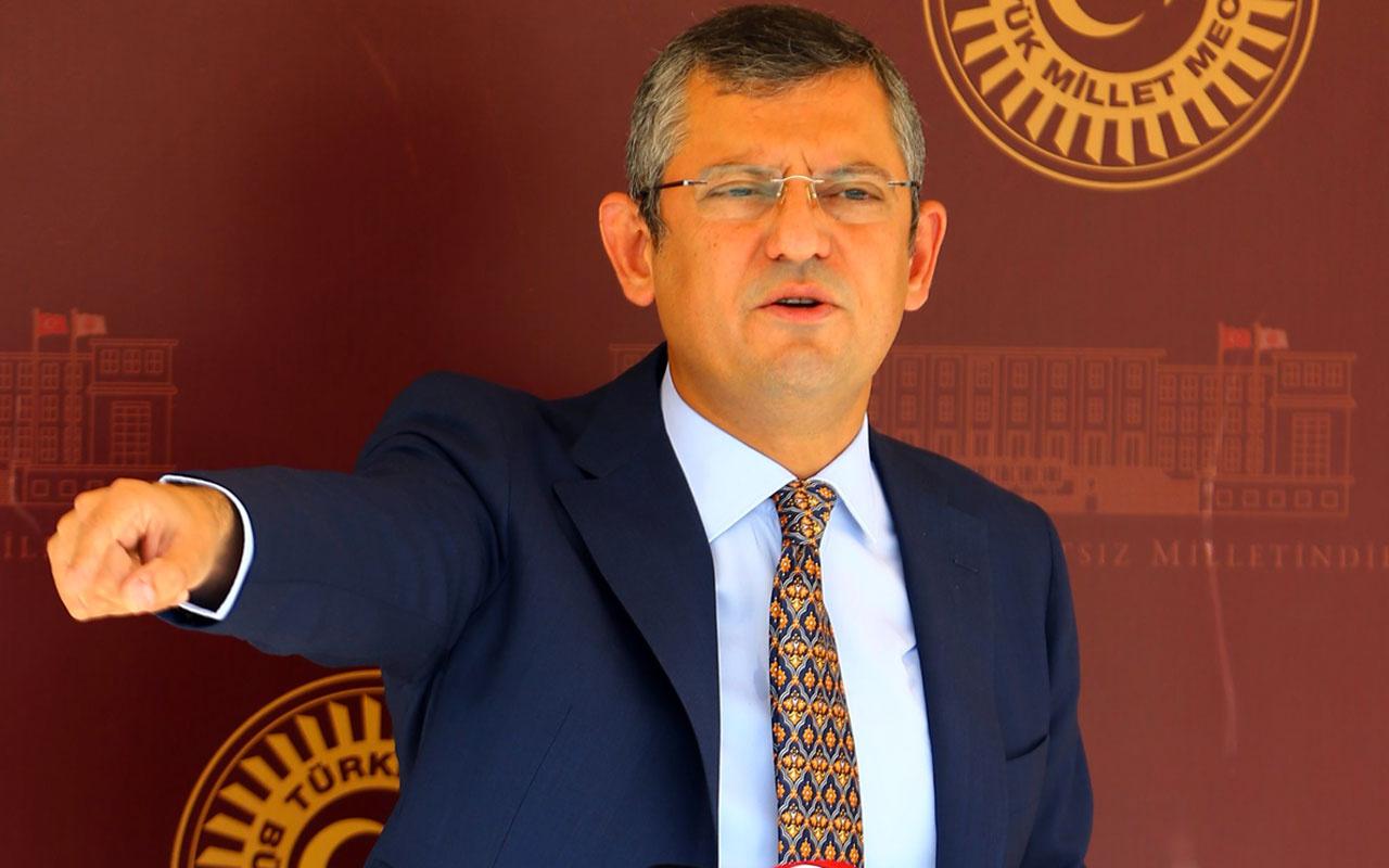 CHP'li Özgür Özel: Senin döneminde çok partili rejimden parti devletine geçtik