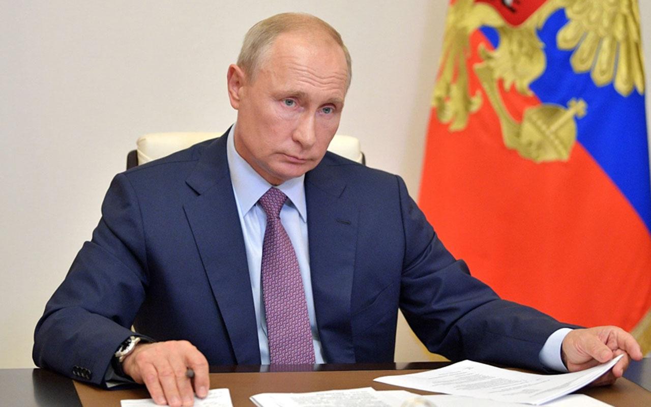 Vladimir Putin: Amerikan füzeleri Moskova'ya 7 dakikada düşer