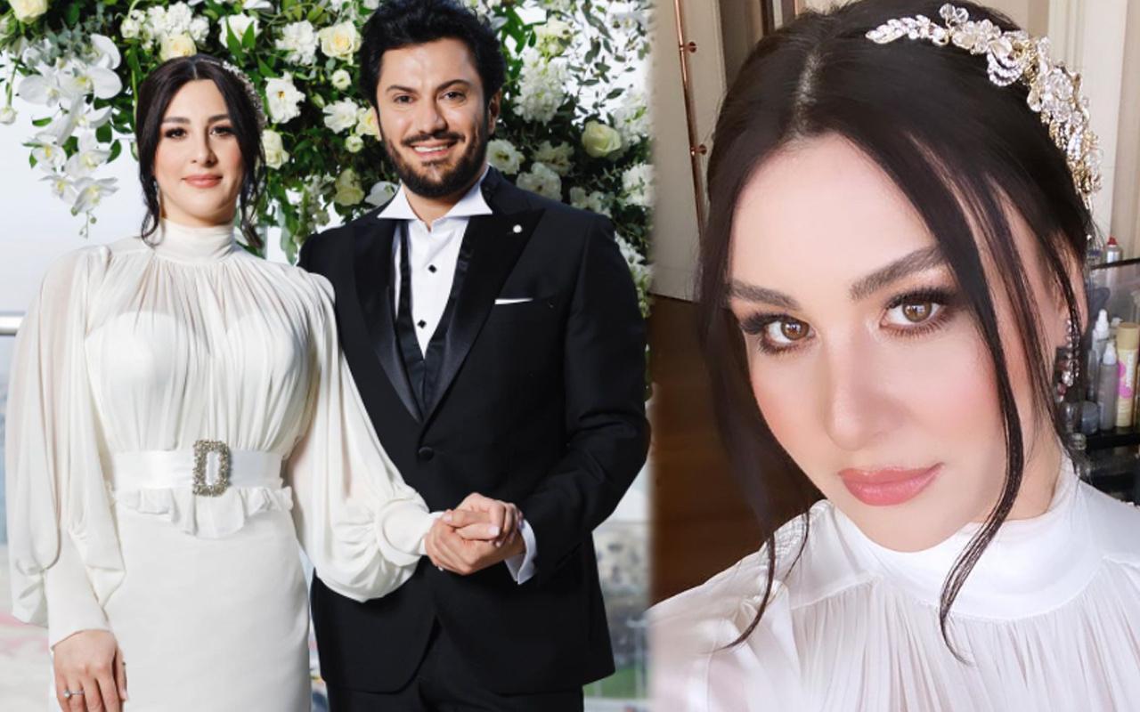 Yasemin Sakallıoğlu Burak Yırtar evlendi! Yakın akrabaları kızdıran düğün