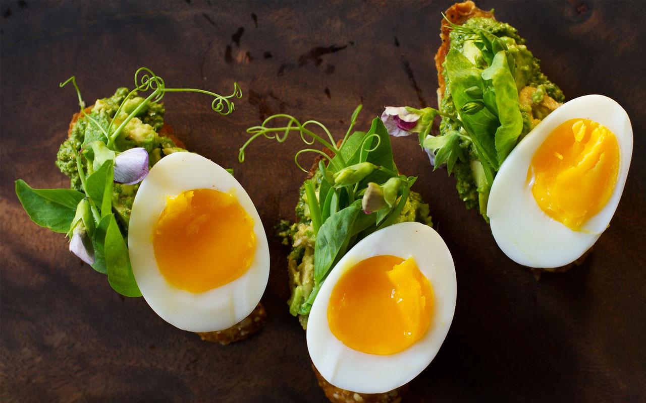 Acelesi olanlara 3 günde 3 kilo verdiren Şeyda Coşkun yumurta diyeti listesi