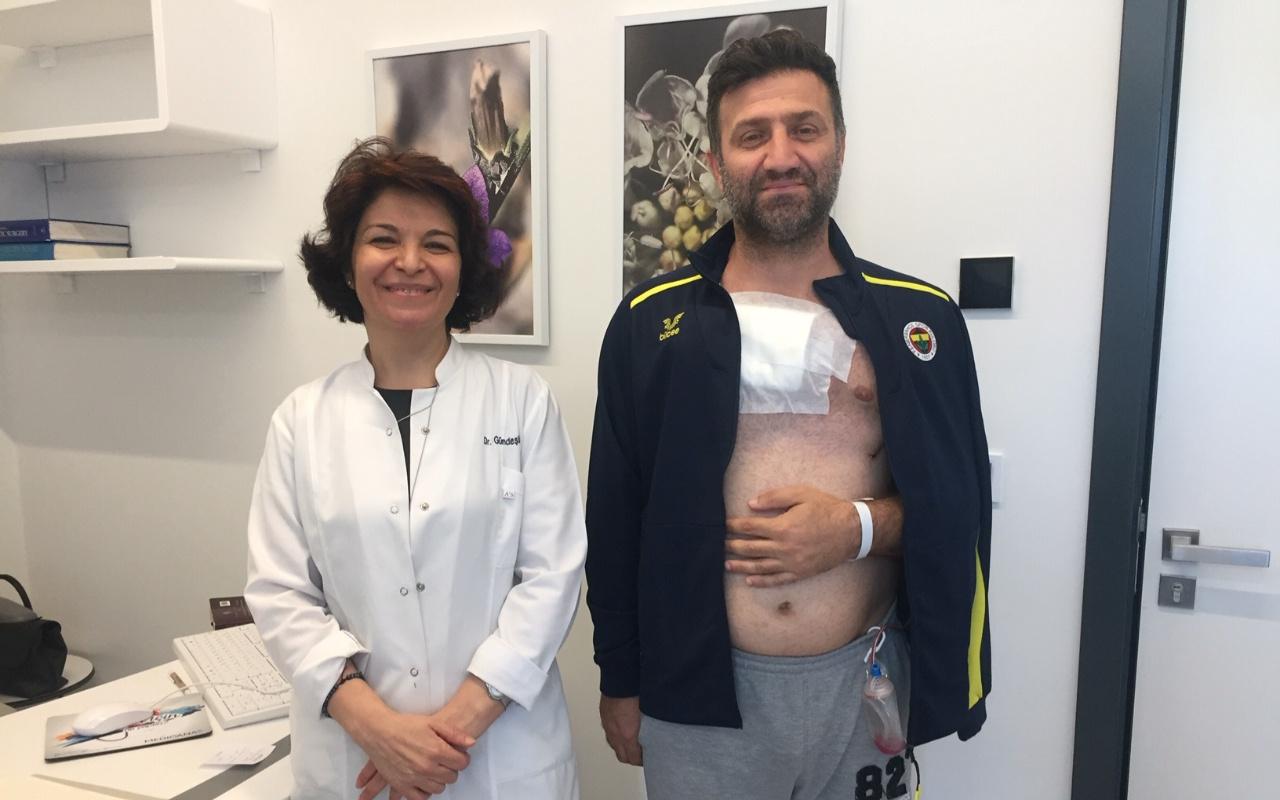 İzmir'de yıllarca şişkinlik sandı! Hastanede gerçeği öğrenince şaşkına döndü
