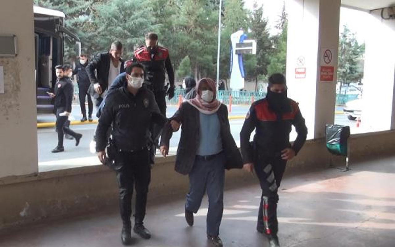Şanlıurfa Adliyesi'nde ortalık karıştı! 10 kişi gözaltına alındı