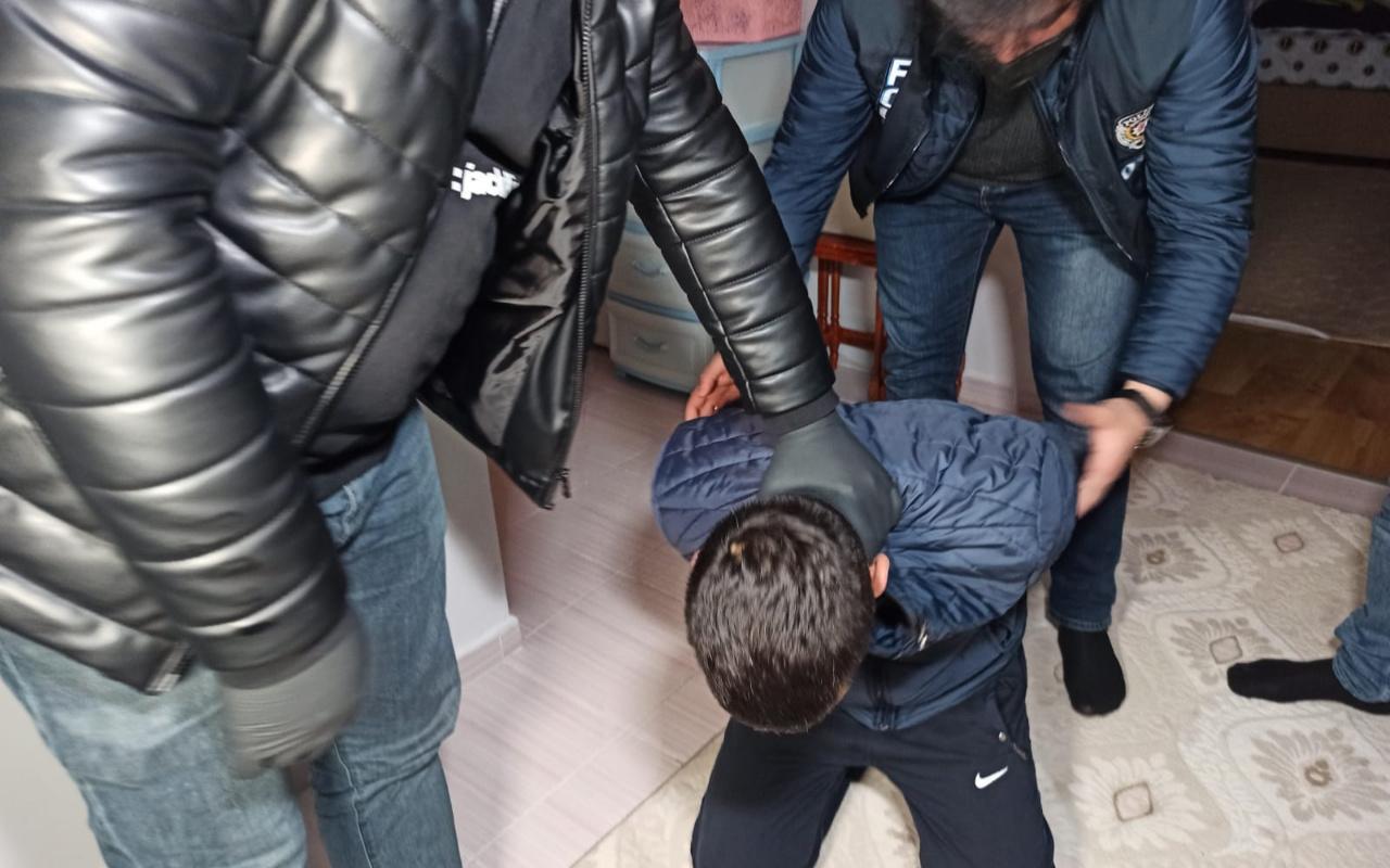 Ankara'da 'Kaçarlar' suç örgütüne operasyon! 15 gözaltı