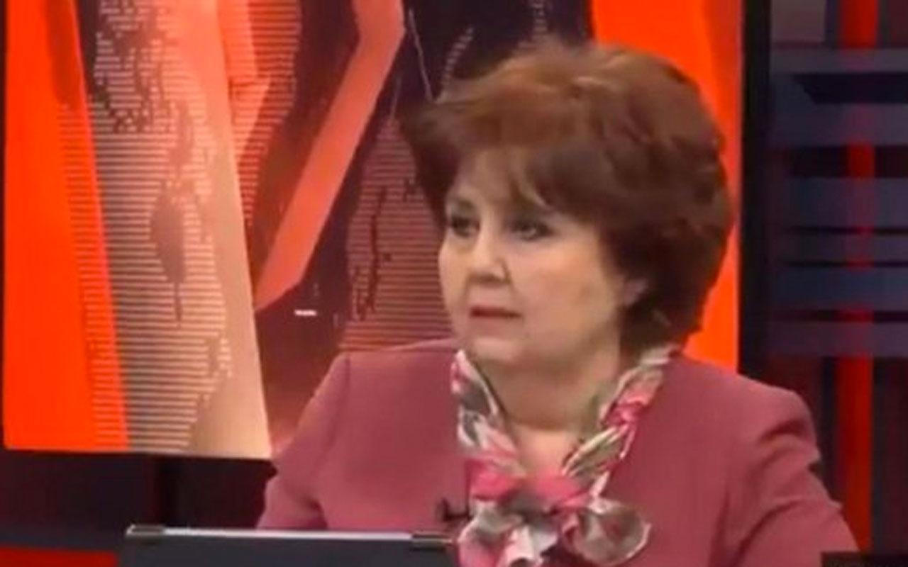 Halk TV'de bir skandal daha! Ayşenur Arslan 3 dakika sonra kendini yalanladı